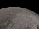 Frost in Ganymede's northern hemisphere